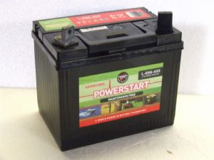Leoch L-896-400 - Ride-On Lawnmower / Tractor Battery